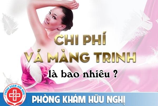 Chi phí vá màng trinh hết bao nhiêu tiền tại Đà Nẵng?