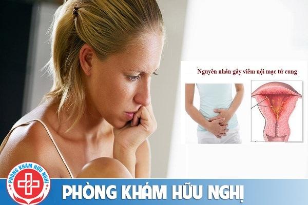 Tác nhân gây ra bệnh viêm nội mạc tử cung, bạn chưa biết?