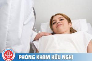 khám bộ phận sinh dục