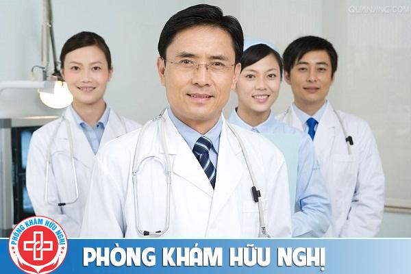 phòng khám đa khoa Hữu Nghị
