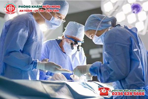 Quy trình cắt bao quy đầu an toàn tại Đa Khoa Hữu Nghị