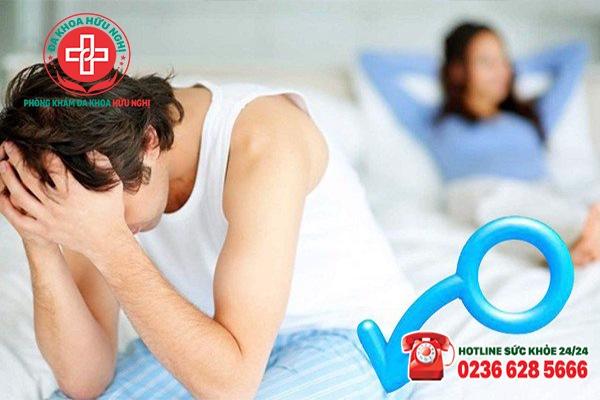 Nhận biết sớm các dấu hiệu bệnh liệt dương