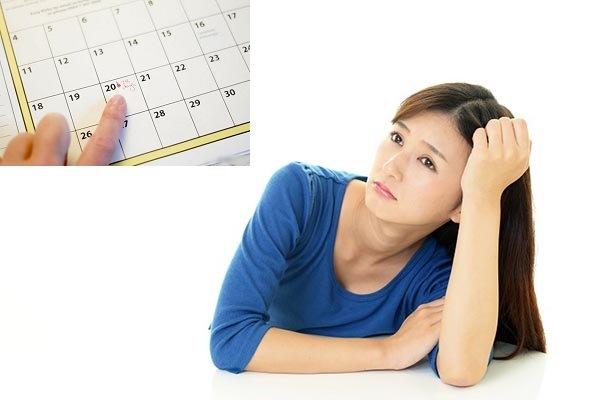 Chậm kinh nhiều tháng có bệnh gì không?
