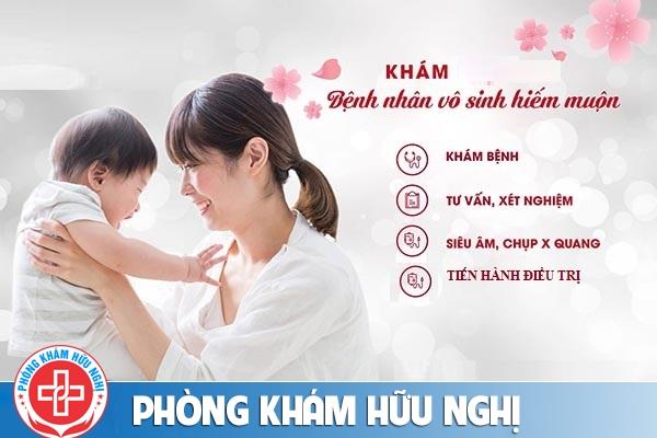 Địa chỉ khám vô sinh sinh ở Đà Nẵng