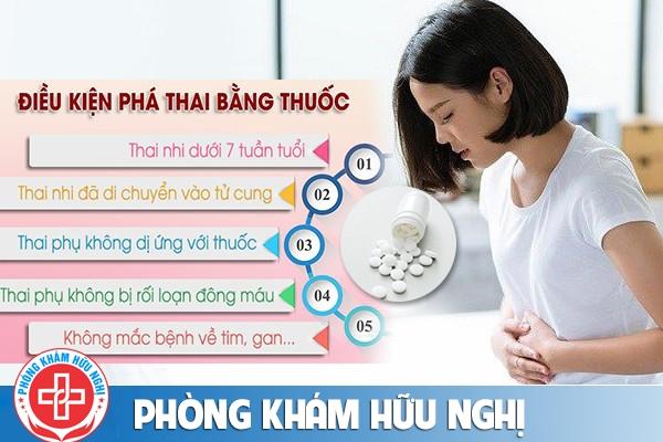 Bệnh viện phá thai bằng thuốc uy tín tại Đà Nẵng uy tín
