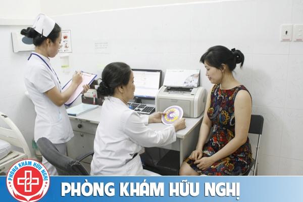 Phòng khám phụ khoa quận thanh khê