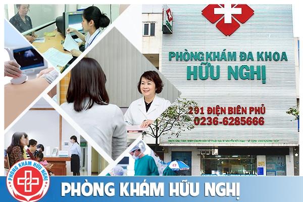 Phòng khám phụ khoa huyện hoà vang